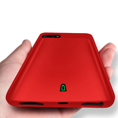 External Magnetic Battery Charging Case