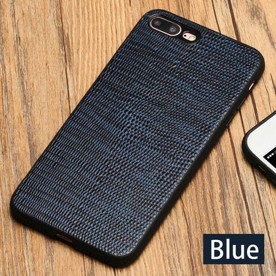 Genuine Leather Pattern Case
