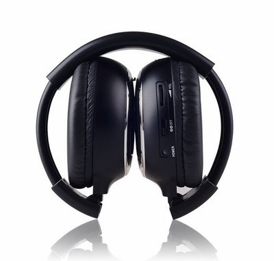 Infrared Stereo Wireless Headphones