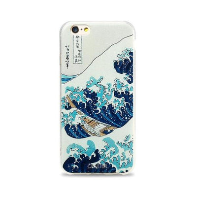 Vintage Patterned iPhone cover