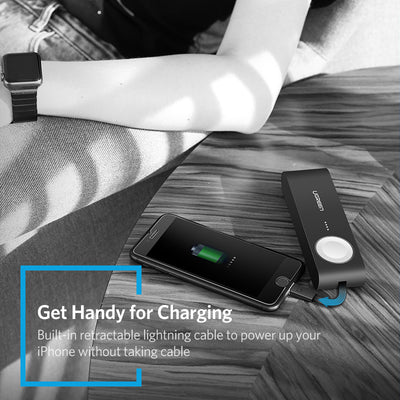 Portable Wireless Charger For Apple Watch