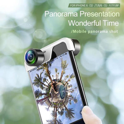 iPhone Cellphone 360°Panoramic Camera Lens