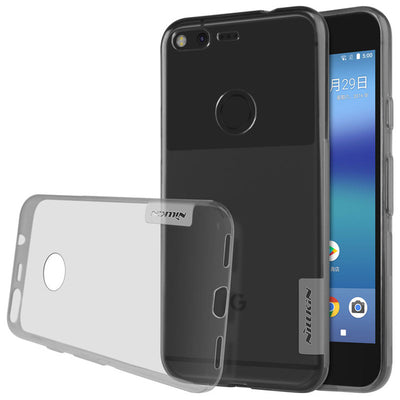 Unique Transparent Shell for Google Pixel