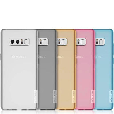 Nature TPU Soft Case for Note 8