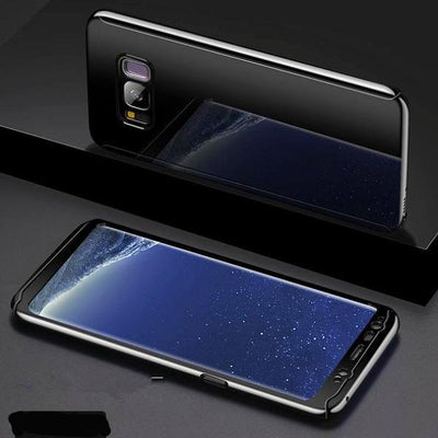 3IN1 Luxury Plated Samsung S9 Case