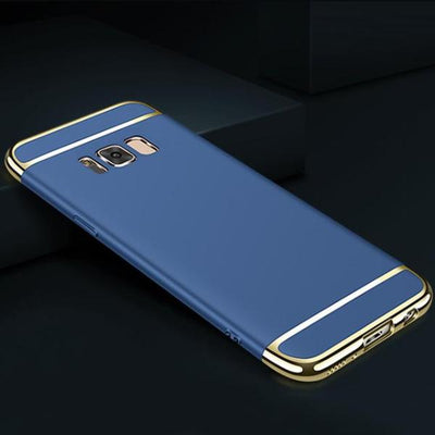 Luxury 3 IN 1 Sumsung S8 Case