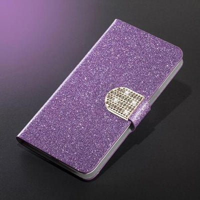 Shiny Wallet Case for Google Pixel 2