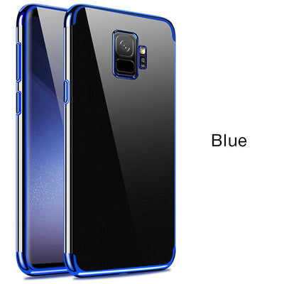 Flexy Transparent Samsung S8 & S9 Case