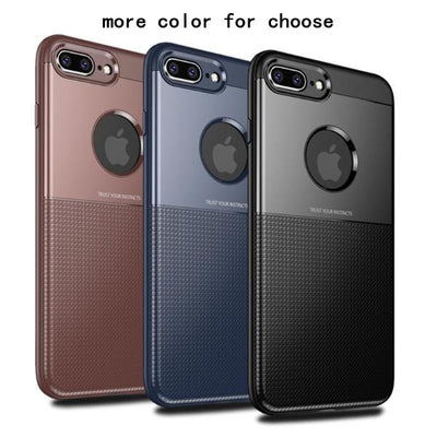 Luxury Texture Case for IPhone 8