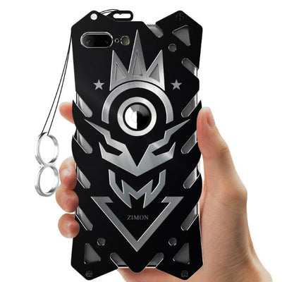 Cool Metal Armor Case iPhone