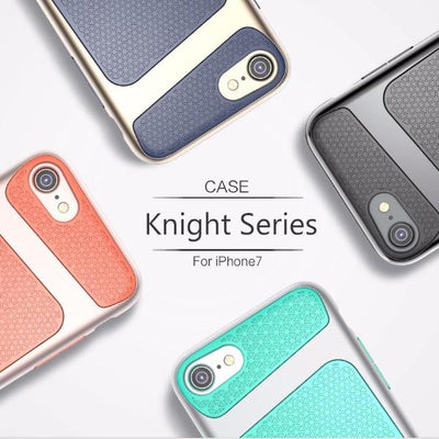 Hard & Soft Mesh Cover For iPhone
