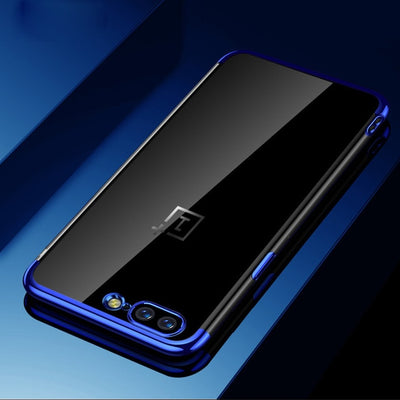 One Plus 6 Transparent Case