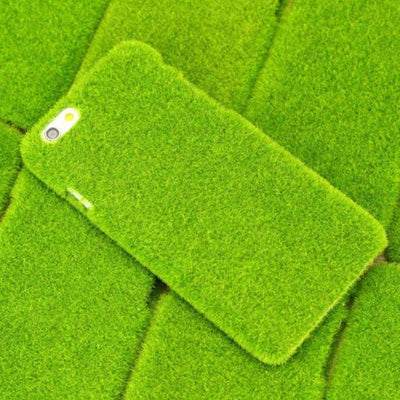 Grassy Green Case For IPhone 6