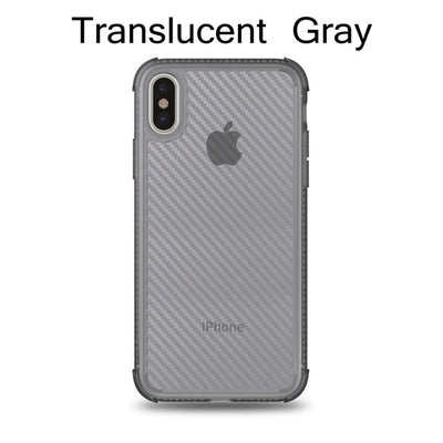 Carbon Fiber Shockproof Cases for iPhone
