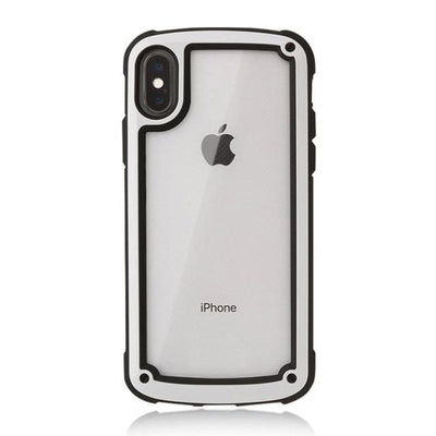 Luxury Armor Shockproof Case For iPhone + FREE Screen Protector
