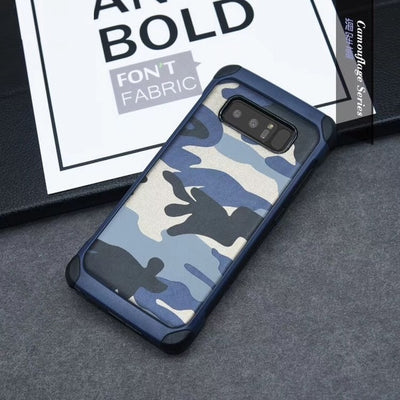 Pressure Series - Bumper Rear Cover Case Samsung Note 8/Note 9