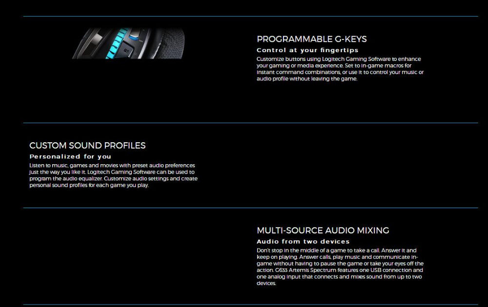 Dolby Audio Equalizer Presets
