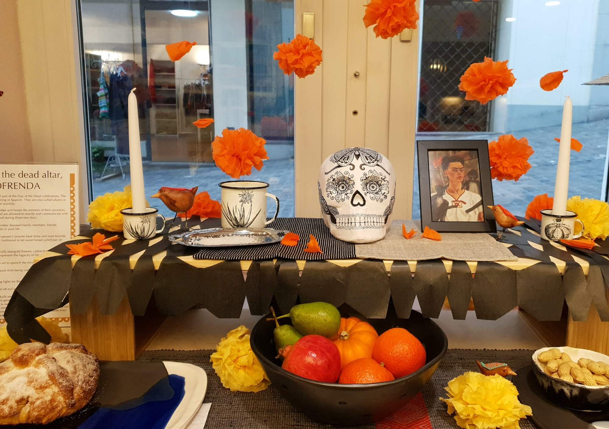 Day of the dead, remember your loved ones the Mexican way