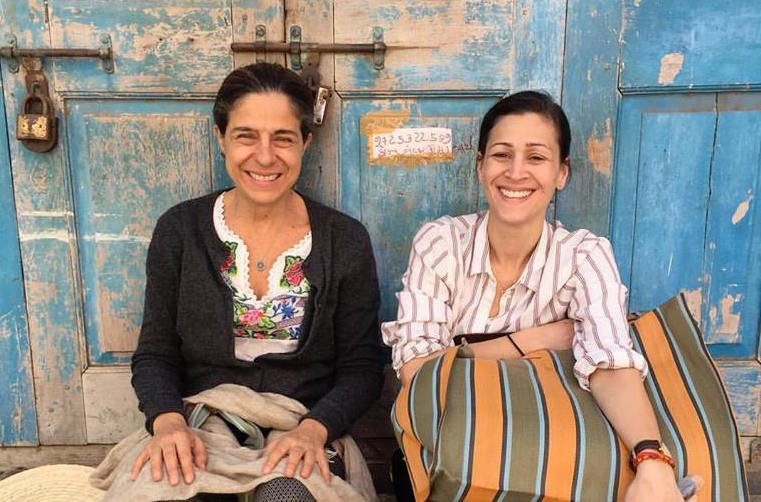 Paola & Libia Colorindio founders