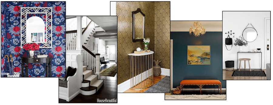 Versatile entryway styles for your home