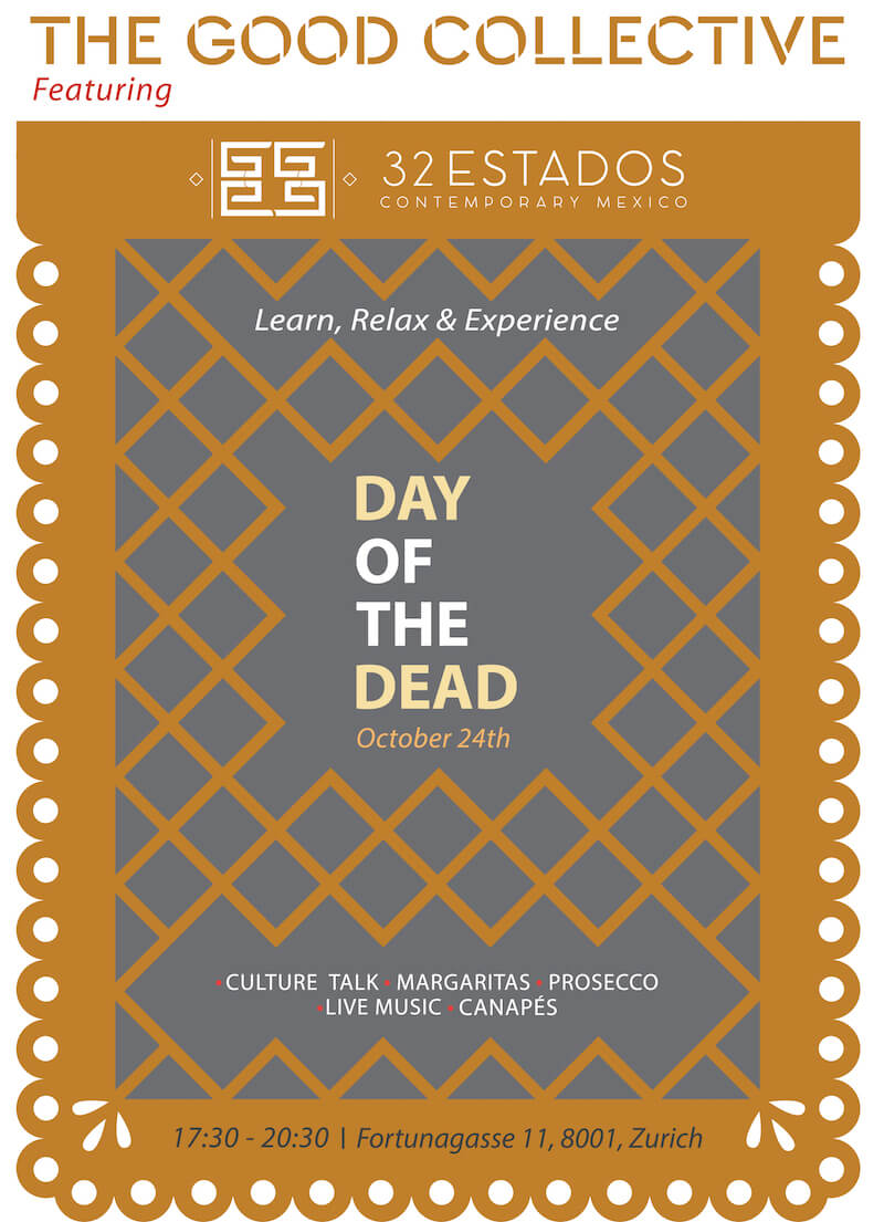 Day of the dead event Zurich