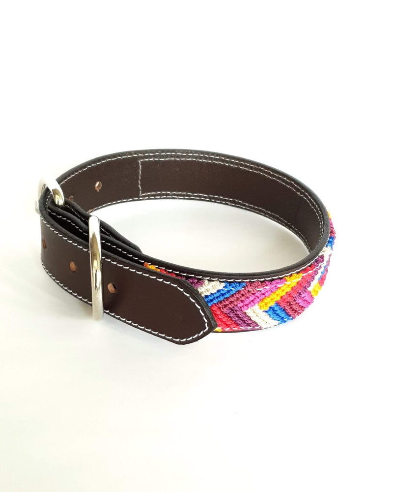 products/Leather-dog-collar-medium-purple-red-blue2.jpg