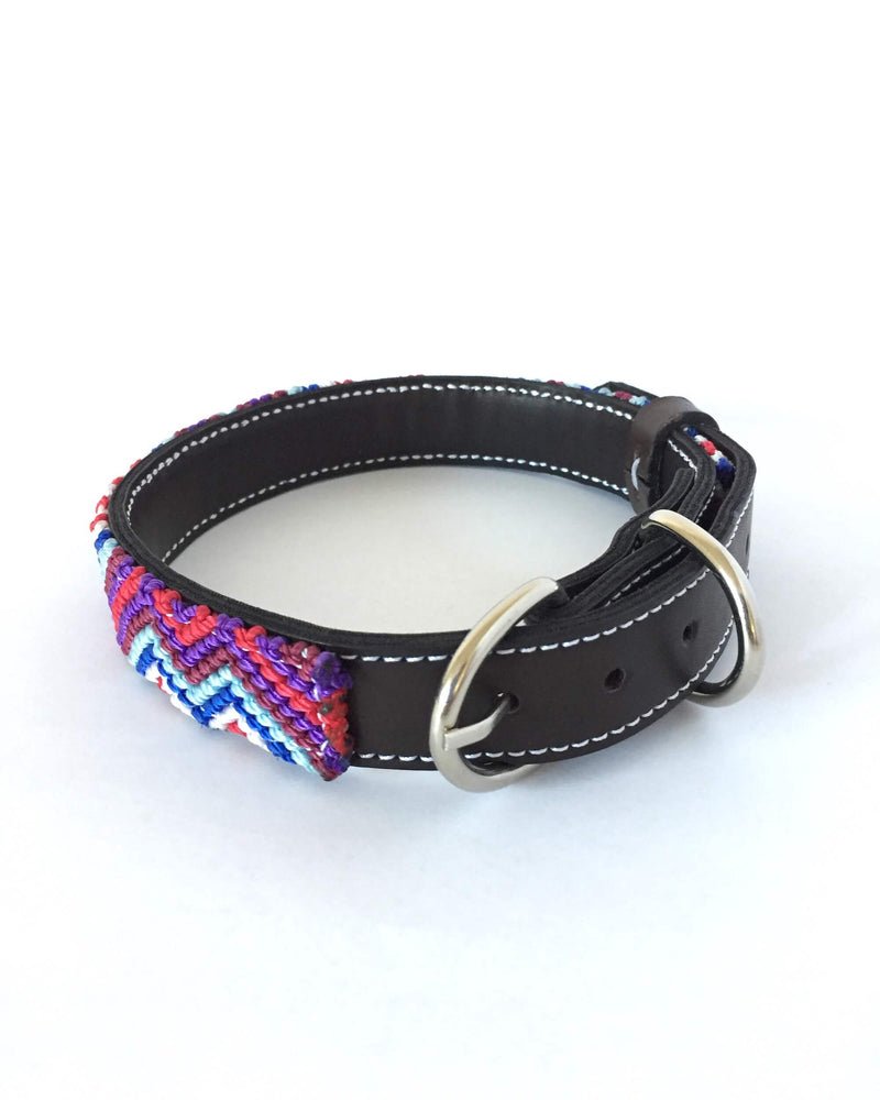 products/Makan_Dog_Collar_Medium_Size_45_buckle_view.JPG