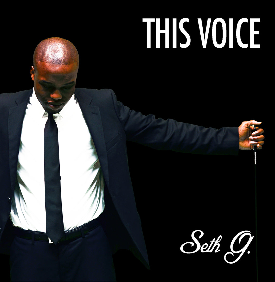 This Voice (Seth G Original Album Digital Download)