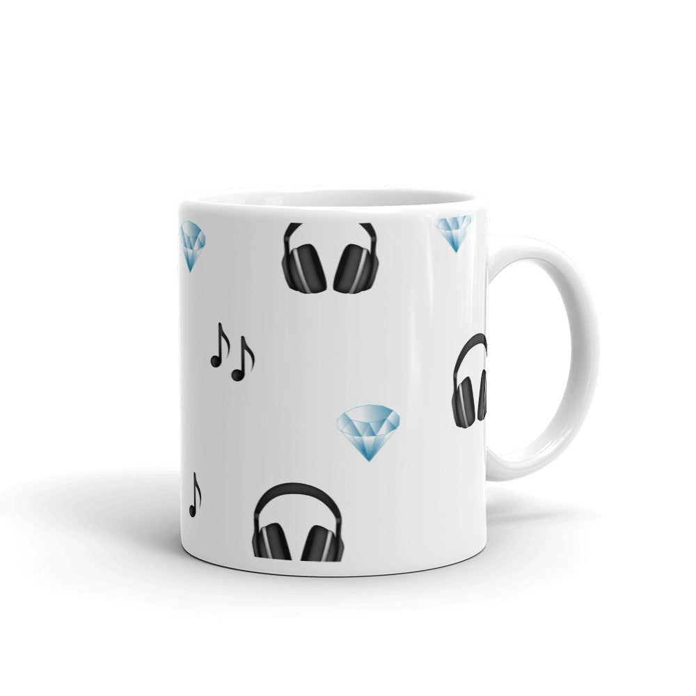 Azazel On The Beat Mug