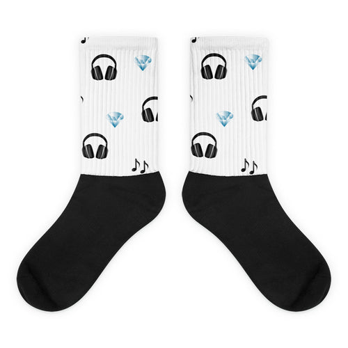 Aasis On The Beat Socks
