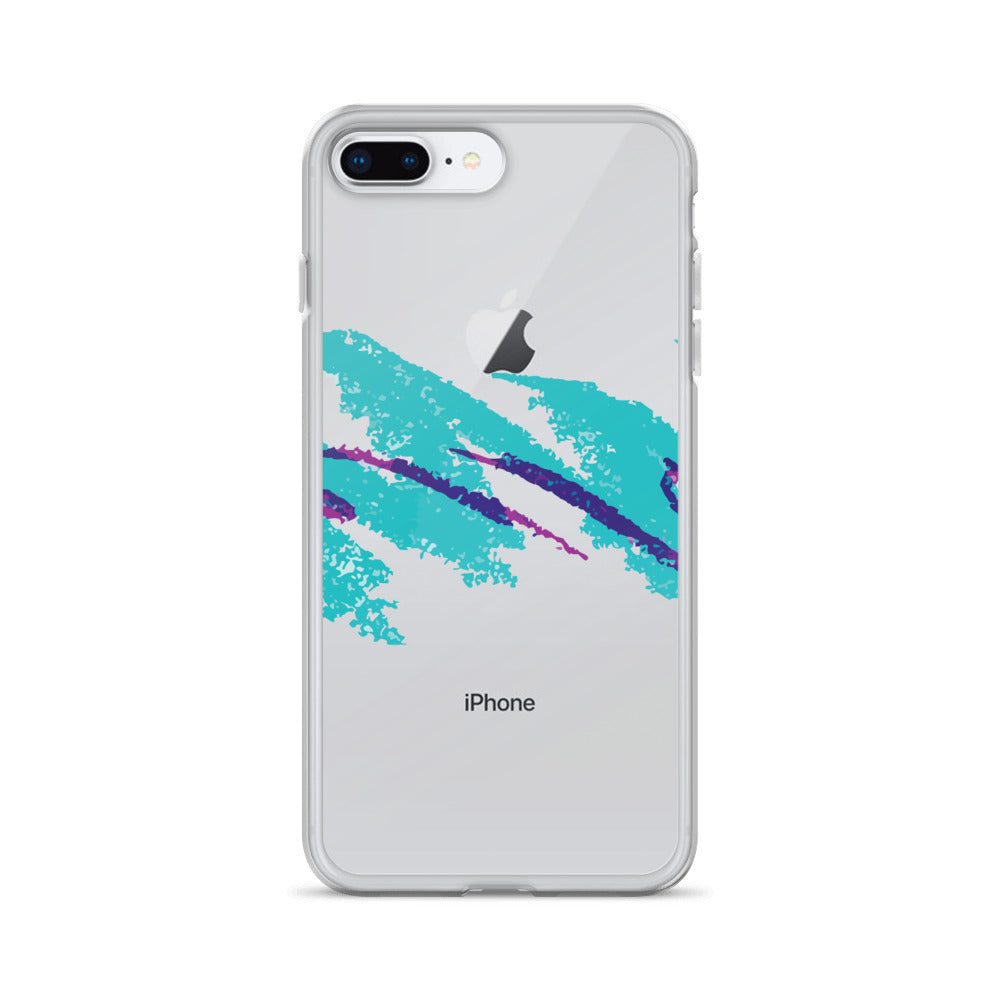 90's Solo Cup Pattern iPhone Case