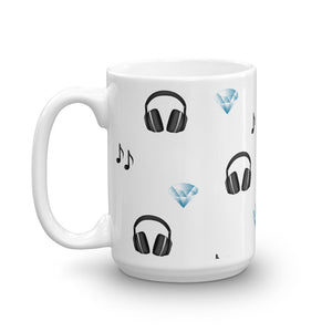 Aasis On The Beat Mug