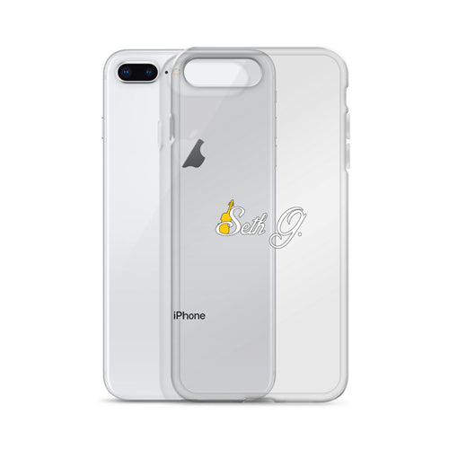 Seth G. iPhone Case