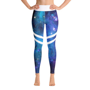 Spaced Out Yoga Pants