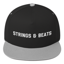 Strings & Beats Snapback Hat