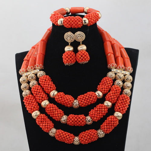 African Party Jewerly Set