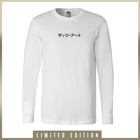 Kata Long Sleeve Tee