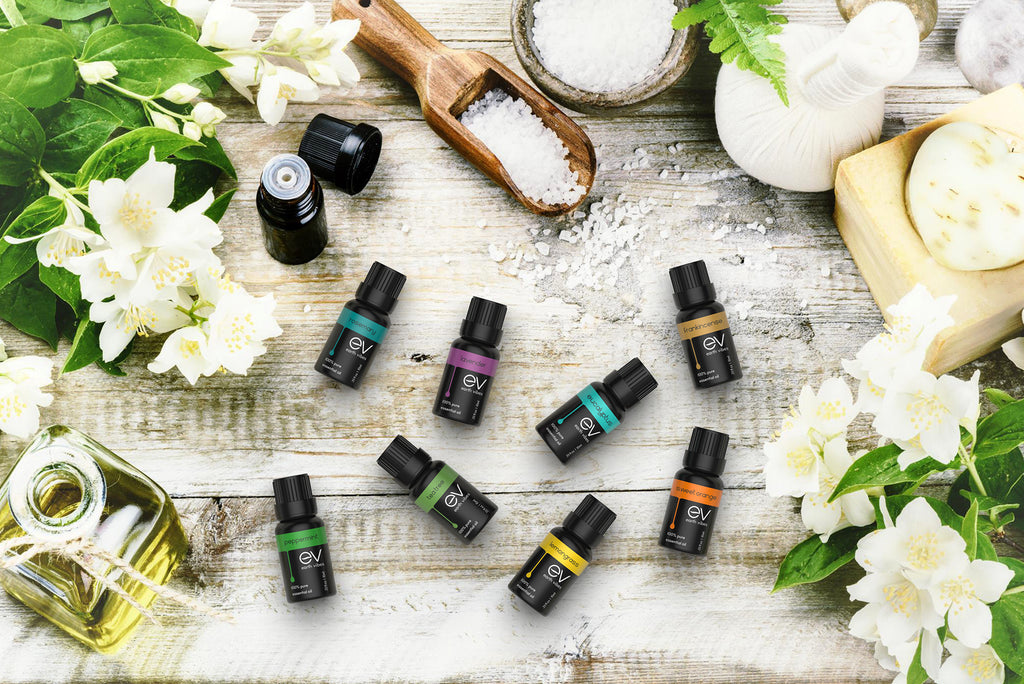 Which Essential Oil Is Best For Specific Parts Of Your Body