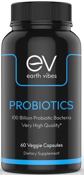 EV Health Probiotics 60 count