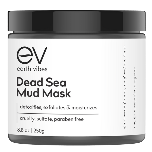 Earth Vibes Dead Sea Mud Mask