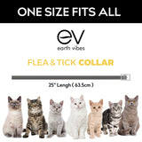 Earth Vibes Flea & Tick Collar For Cats