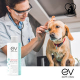 Earth Vibes Advanced Pet Ear Cleaner 4oz