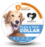 Kalev Flea and Tic Collar For Dogs (Pesticide Free)