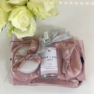 Pre-Wrapped Holiday Gift Set: Sleep + Glow - Limited Edition