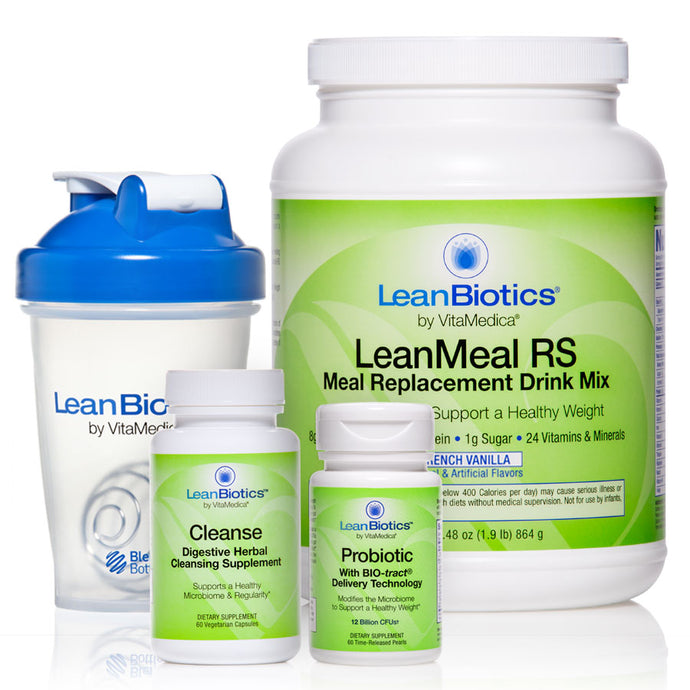 LEANBIOTICS HEALTHY WEIGHT STARTER KIT