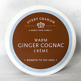 Warm Ginger Cognac Creme