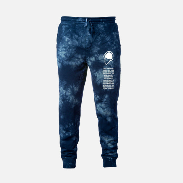 FLAVORS ESSENTIALS JOGGER - NAVY SMOKE - FLAVORS