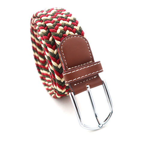 Brown&Red Belt