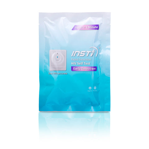 INSTI HIV Self Test Pouch