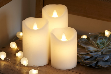 5 reasons to buy LED candles